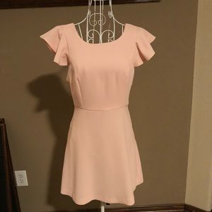 Light pink BCBGeneration Dress!